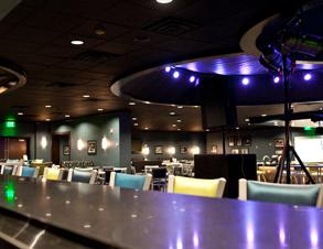 Holiday Inn Independence Ohio Impulse Lounge